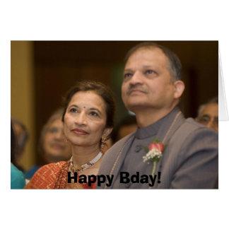 Photo Album (162), Happy Bday! Greeting Card