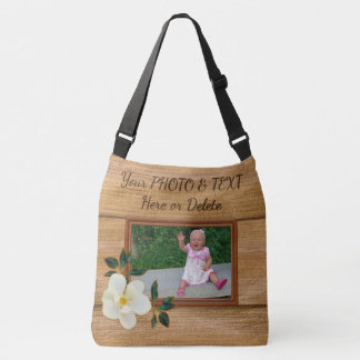 Photo and Personalized Cross Body Bags for Her