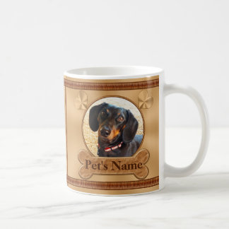 Photo and Personalized Pet Memorial Gifts Classic White Coffee Mug