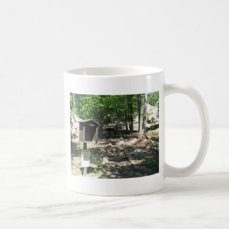 Photo at Robbers Cave Classic White Coffee Mug