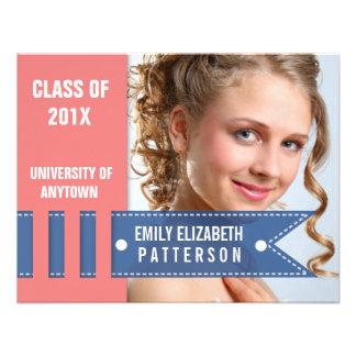 Photo Banner Graduation Announcements