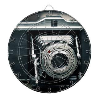 Photo Camera Dartboard