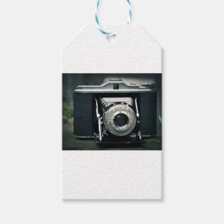 Photo Camera Gift Tags