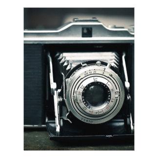 Photo Camera Letterhead