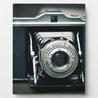 Photo Camera Plaque