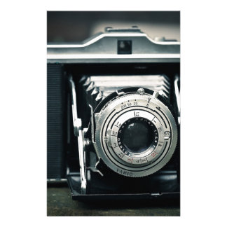 Photo Camera Stationery