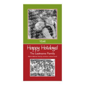 Photo Card: Happy Holidays! Card