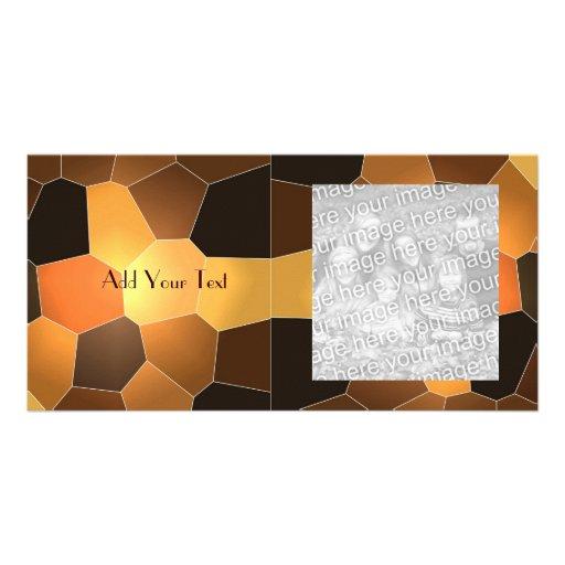 Photo Card Honeycomb