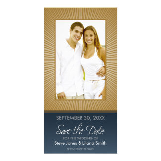Photo Card: Save the Date Customized Photo Card