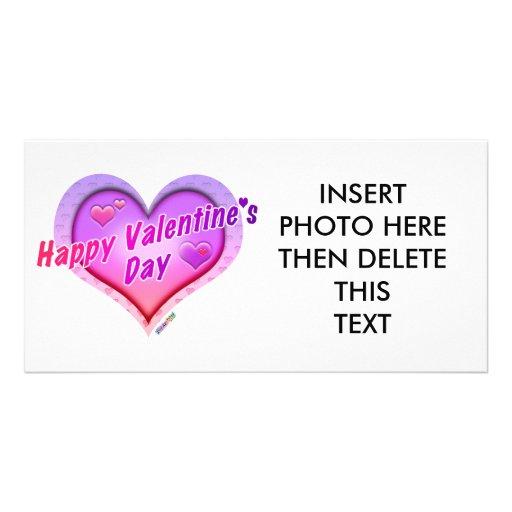 PHOTO CARDS - Happy Valentine's Day