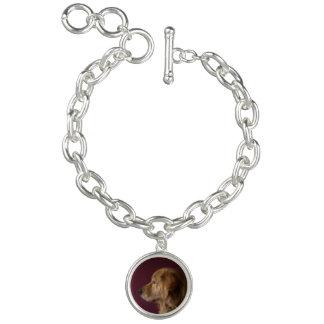 Photo charm bracelet | Silver