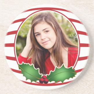 Photo Christmas Coaster
