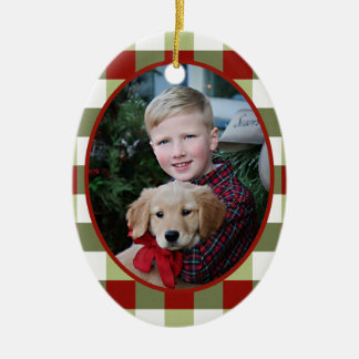 photo christmas holiday ornament