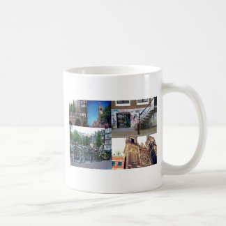 Photo collage Amsterdam 4 Coffee Mug