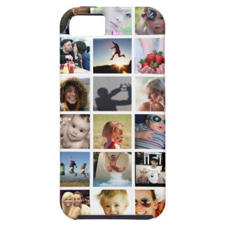 Photo Collage iPhone 5/5s Case (Case-Mate)