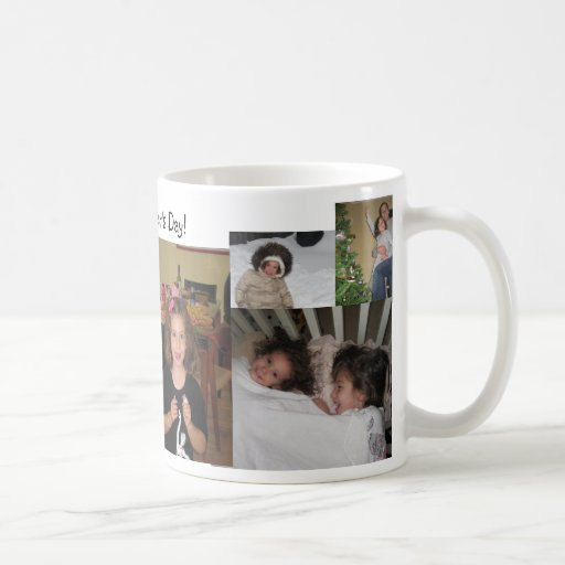 Photo Collage Mother's Day Mug
