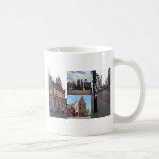 Photo collage of The Hague 1 Coffee Mug