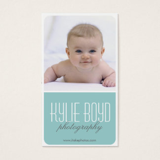 Photo Collage Photography Business Cards