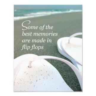Photo de citation de plage de bascules