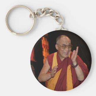 Photo de Dalai Lama/Dalai Lama Thibet Porte-clefs