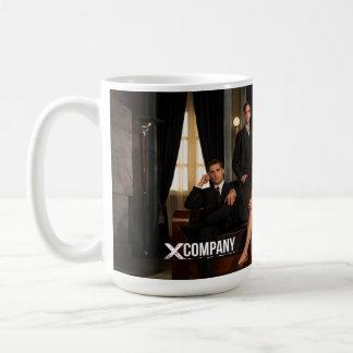 Photo de fonte de X Company Mug Blanc