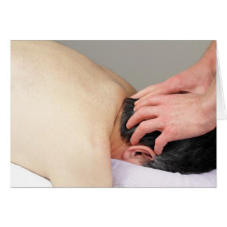 Photo de massage de cuir chevelu cartes
