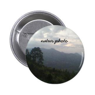 photo de natur macaron rond 5 cm