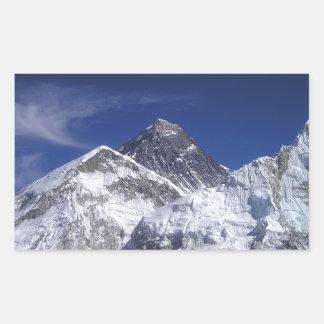 Photo du mont Everest Adhésifs