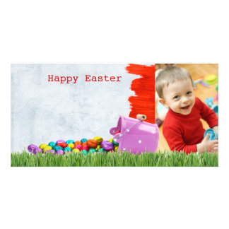Photo easter card photo cards