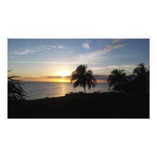 Photo Enlagement | Sunset