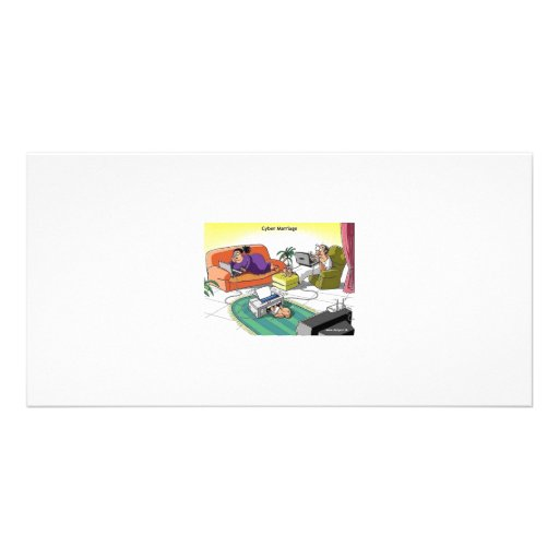 Photo Facebook Print Picture Card