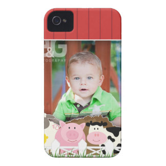 Photo Farm iPhone 4/4S Case-Mate Barely There