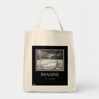 Photo Finish: Imagine Tote Bag