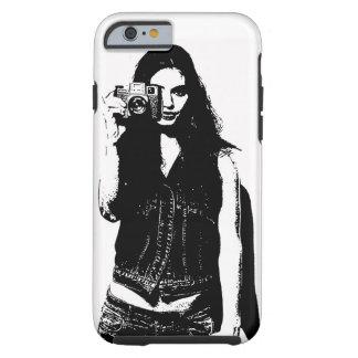 Photo girl tough iPhone 6 case