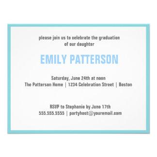 Photo Graduation Swirl Banner Announcement