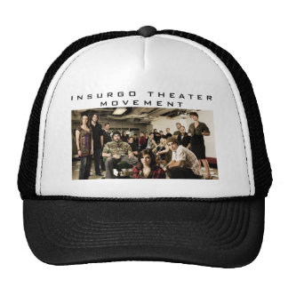 Photo Hat-001 d'Insurgo Casquette De Camionneur