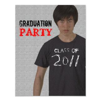 Photo Insert Graduation 2011 Party Invitation 4