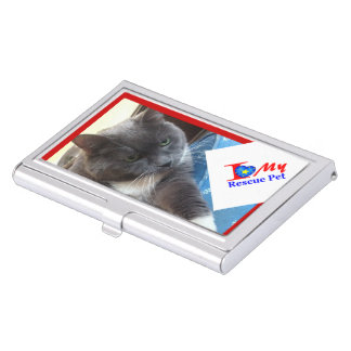 """Photo It Forward"" Business Card Holder"