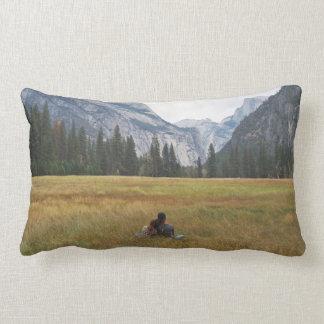 Photo Keepsake Lumbar Pillow