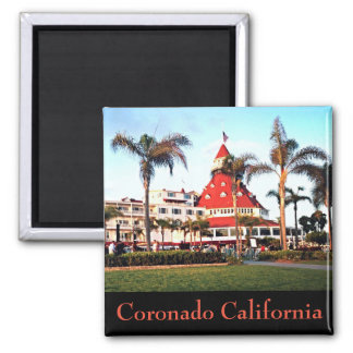 Photo Magnet Coronado California
