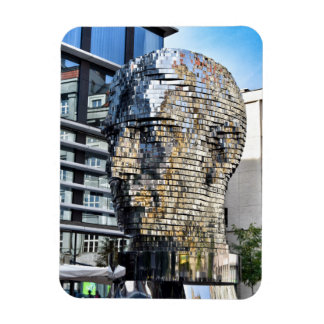 Photo Magnet - Head of Franz Kafka, Prague