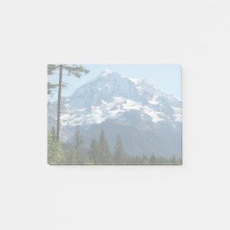 Photo majestueuse du mont Rainier Post-it®