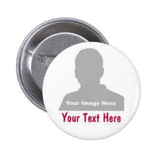 Photo & Message Button