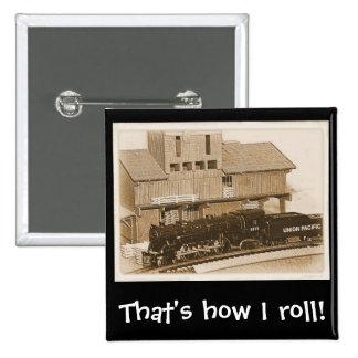 Photo modèle démodée de train macaron carré 5 cm