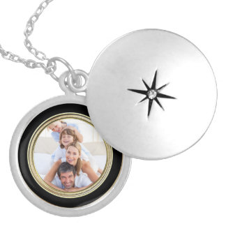 Photo Mothers Day Keepsake Locket Necklace