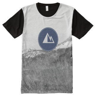 Photo Mountain Bum Shirt