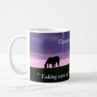 Photo Mug Purple Night Dream by Ellen Pons