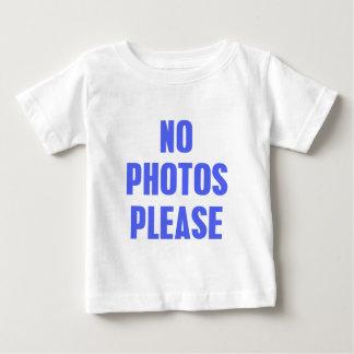 Photo ne satisfait pas t-shirt pour bébé