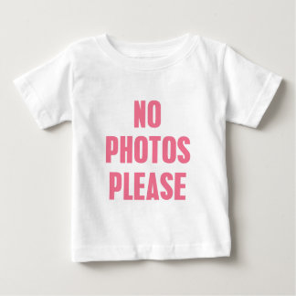 Photo ne satisfait pas tee shirt
