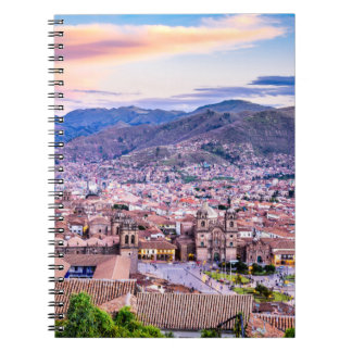 Photo Notebook (80 Pages B&W) Cusco